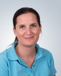 Heidi Überbacher: Ordinationsassistentin