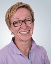 Ulrike Ribitsch: Physiotherapeutin